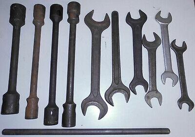 Maulschlüssel Clear And Distinctive Einmaulschlüssel Radmutternschlüssel Steckschlüssel