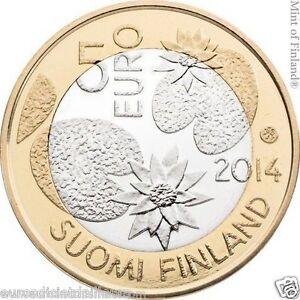 5-euros-Finlande-2014-La-Nature-Sauvage-Desert-Magique-du-Nord-UNC