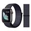 Nylon-Sport-Loop-Cinturino-Per-Apple-Watch miniatura 21