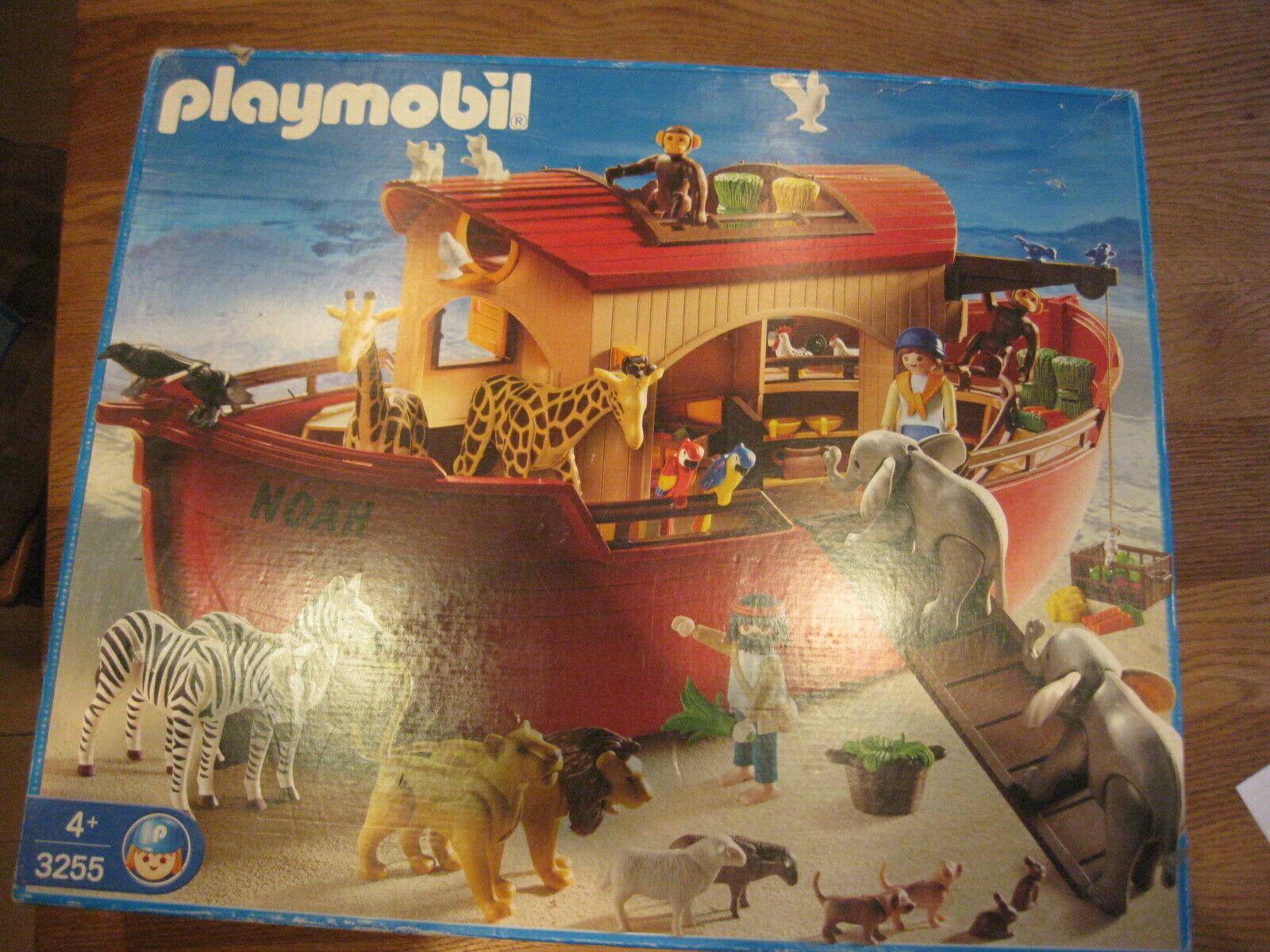 Playmobil 3255, Arche Noah, sehr gut erhalten