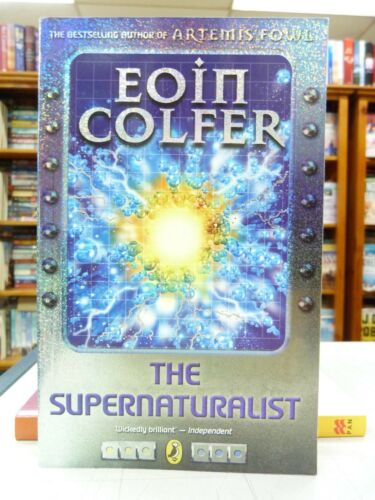 1 of 1 - The Supernaturalist by Eoin Colfer (Paperback, 2004)