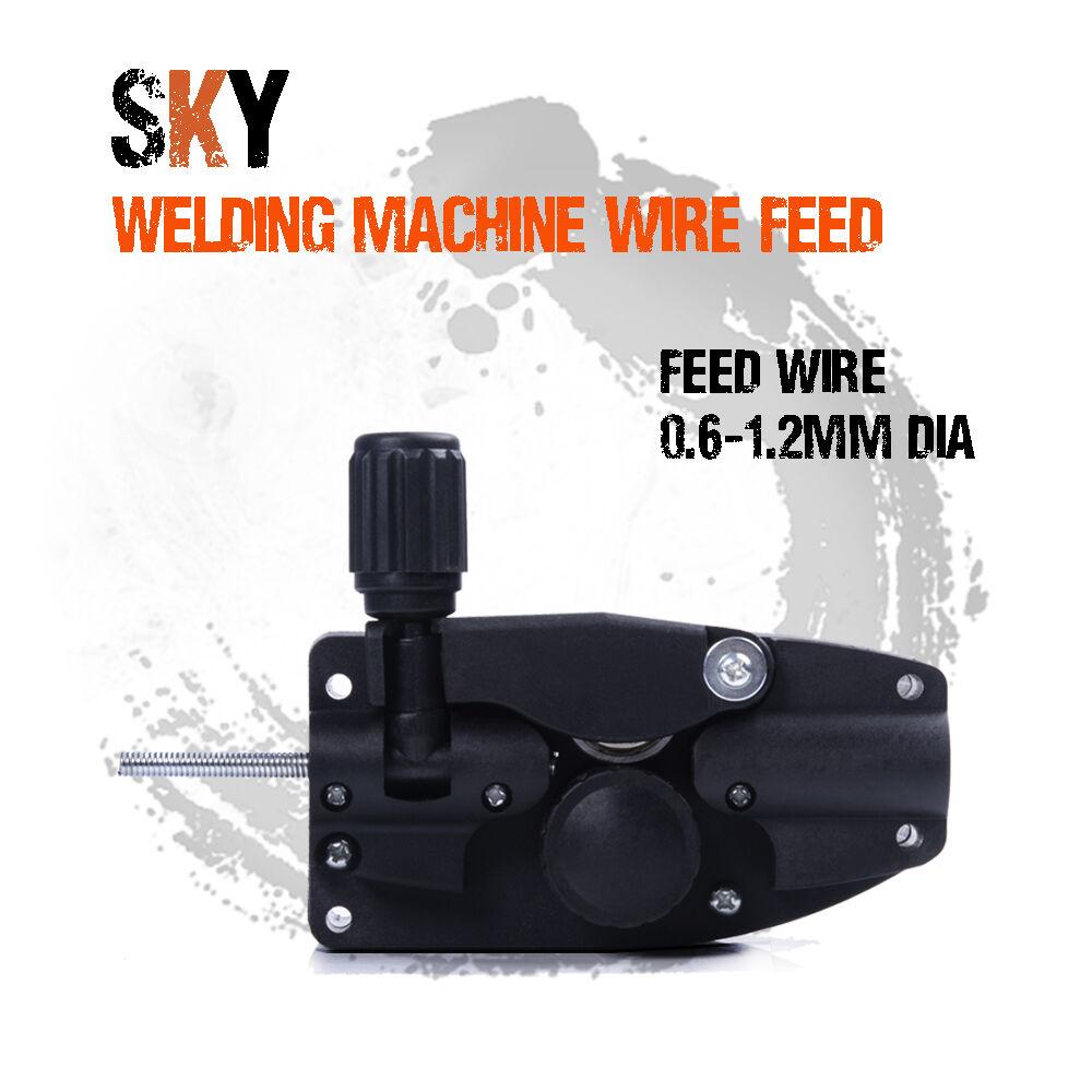 MIG Welder Welding Machine Wire Drive Motor Feed Feeder Roller Spare ...