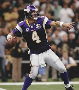 2f31f7a04 BRETT FAVRE 8X10 PHOTO MINNESOTA VIKINGS PICTURE NFL FOOTBALL SET TO ...