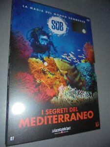 DVD-N-7-SUB-EL-MAGIA-DE-MUNDO-SUMERGIDO-LOS-SECRETOS-DE-MEDITERRANEO