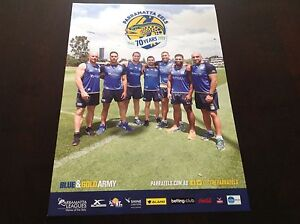 NRL-PARRAMATTA-EELS-2017-70-YEARS-OFFICIAL-TEAM-POSTER-COLLECTORS-BARGAIN