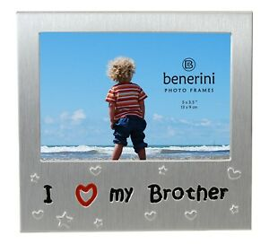I-Love-My-Brother-Photo-Picture-Frame-Gift-Birthday-Christmas-Gifts-For-Him