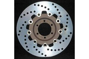 Details about FIT YAMAHA RD 350 LC 80 EBC RH BRAKE Disc Front