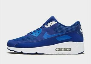 buying new clearance prices more photos Details about 🔥 Nike Air Max 90-Ultra 2.0 Essential -Men's Trainers (UK  11.5/EUR 47)-Blue BNB