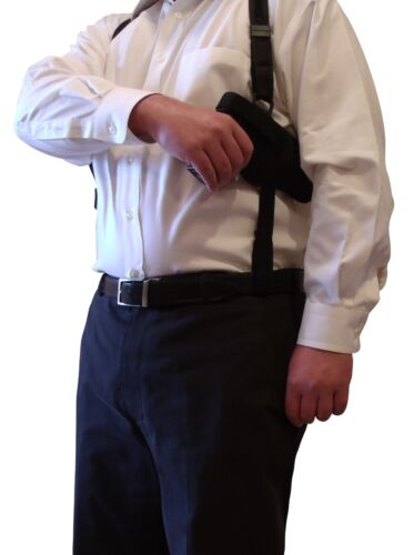 KING HOLSTER Tactical Shoulder Holster fits REMINGTON 1911 R1RP9R51RP45