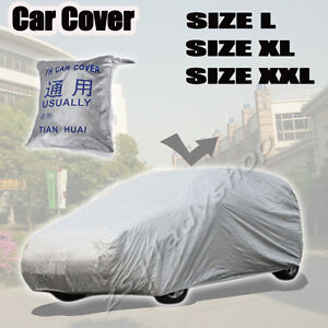 Universal-Heavy-Duty-Sun-UV-Water-Resistant-SUV-4X4-Jeep-Car-Cover-Size-L-XL-XXL