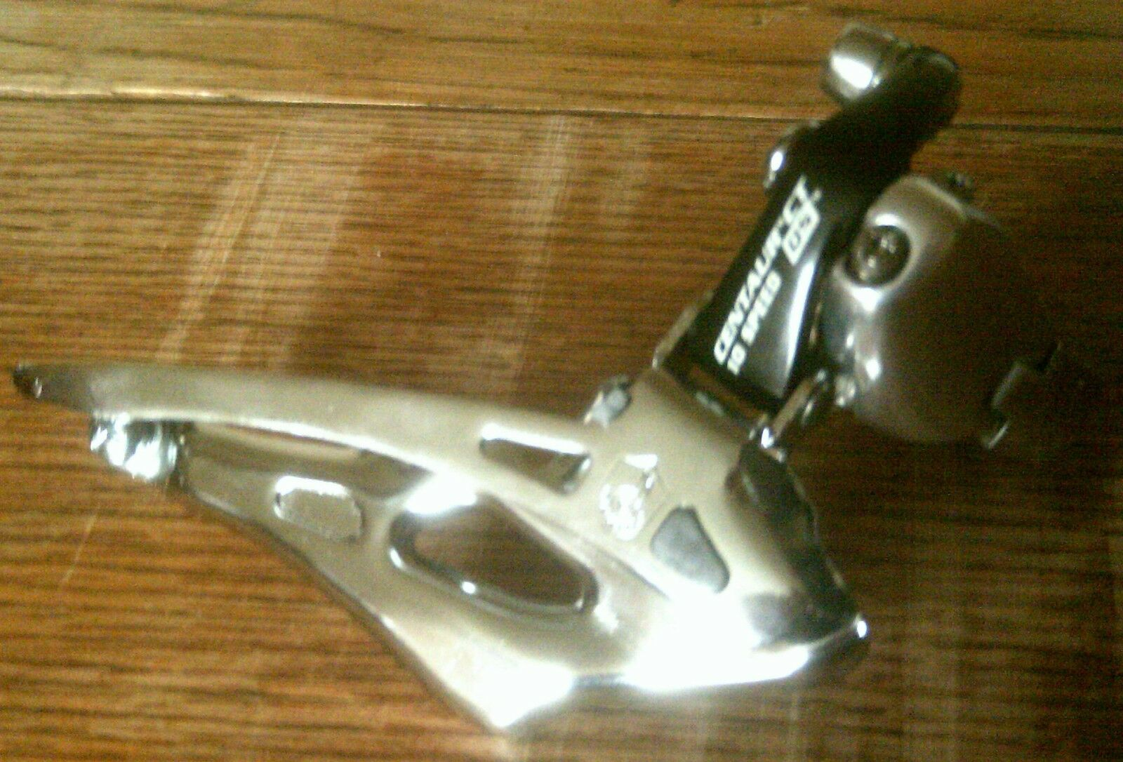 CAMPAGNOLO CENTAUR 10 SPEED  COMPACT    FRONT DERAILLEUR  32mm CLAMP  | Moderater Preis