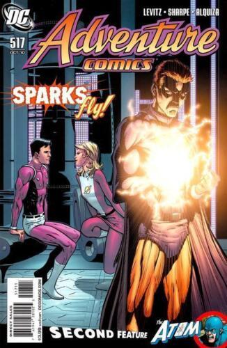 1938-2011 Adventure Comics #517
