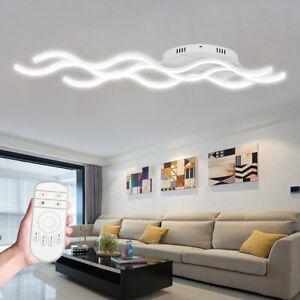 LED Acryl Deckenleuchte Deckenlampe Flurleuchte Schlafzimmer ...