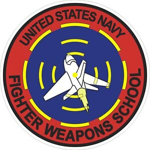 United-States-Navy-Fighter-Weapons-School-Decal-Sticker