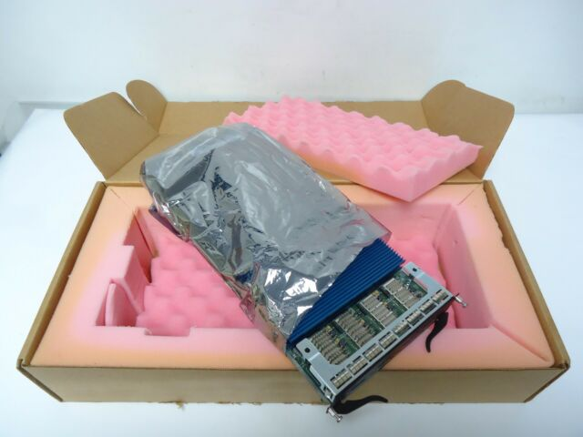 NEW BROCADE NI-MLX-10Gx4 4-Port 10Gig Ethernet Module