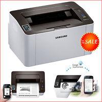 Samsung Monochrome Wireless Laser Printer Portable Mobile Black And White Toner