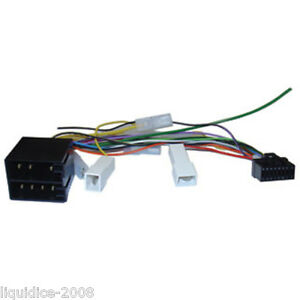 8ee907ef47 CT21AL03 ALPINE 16 PIN to ISO CVA 1005 R WIRING HEADUNIT REPLACEMENT ...