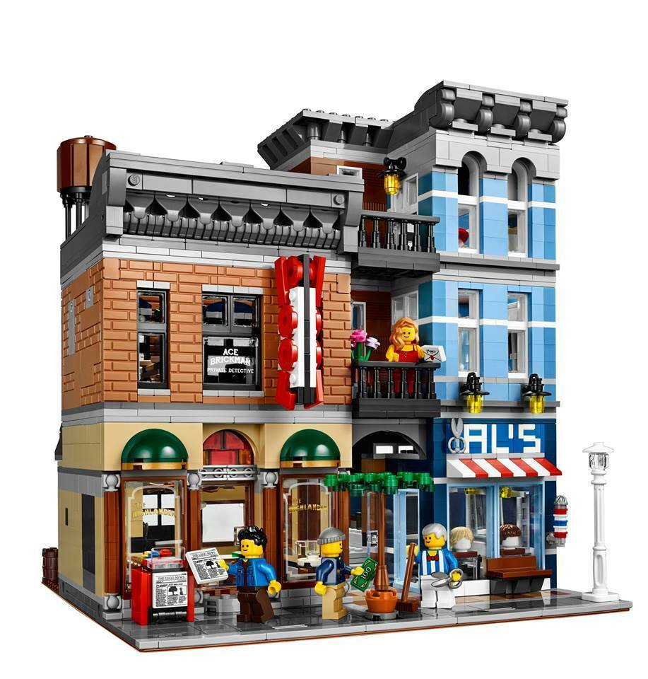 Lego 10246 Creator Detective's Office Modular  NEW SEALED