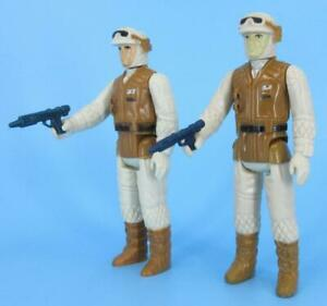 Vintage-Star-Wars-Hoth-Rebel-Soldier-LOT-COMPLETE-1980-Empire-Strikes-Back
