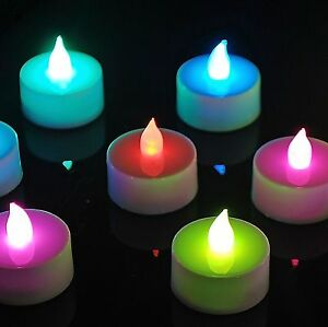 24-x-Colour-Changing-LED-Tea-Light-Candles-Flameless-Flickering-Wedding-Home
