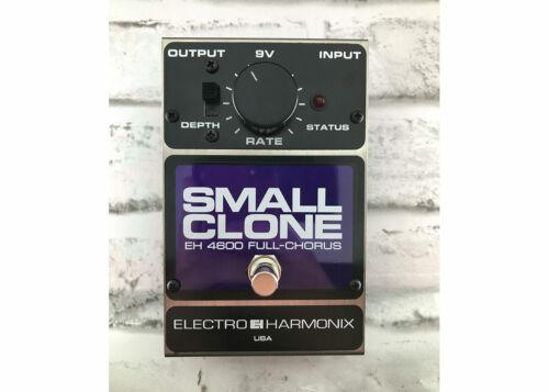 Used FREE 2 DAY SHIP Electro-Harmonix Small Clone Chorus