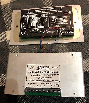 Cordiale Modalità Di Illuminazione Dimmer Mirage Dp-03-04, Controller Con Colourmix Plus Cmp-03-04- Asciugare Senza Stirare