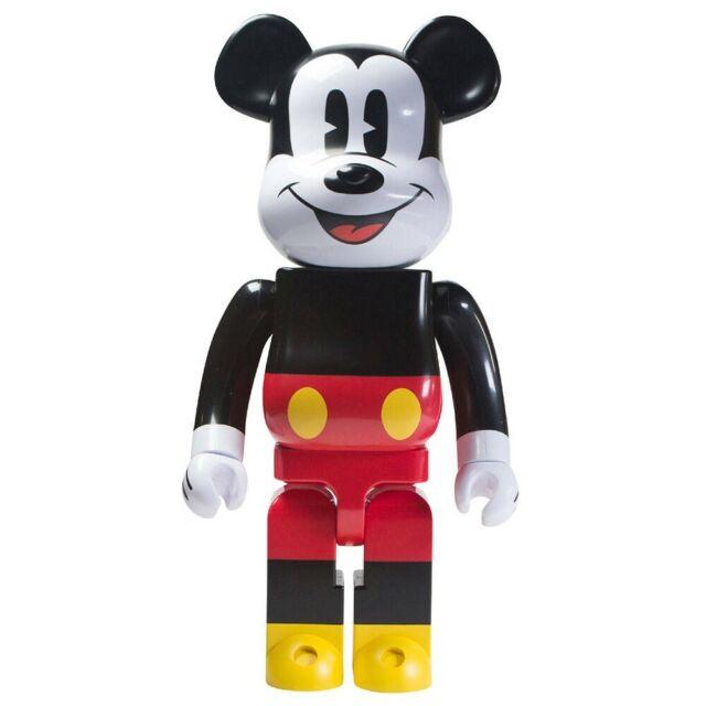400/% BEARBRICK BE@RBRICK 1pc MEDICOM 2018 Diseny Mickey Mouse laughing ver