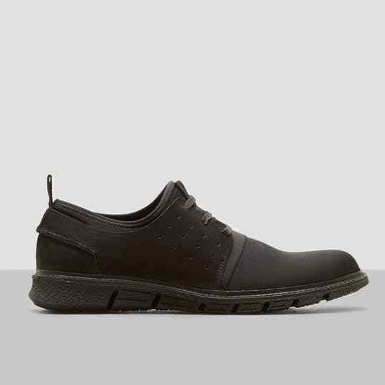Kenneth Cole New York Men's Sneakers Broad-Way Nubuck  Black