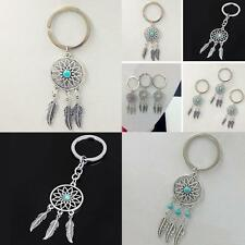 Charm Tassels Alloy Bohemia Jewery Pendant Dream Catcher  Key Chain Ring