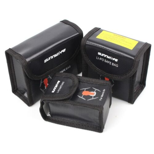 For Battery Protective Storage Bag LiPo Safe Explosion-Proof for DJI Mavic Air