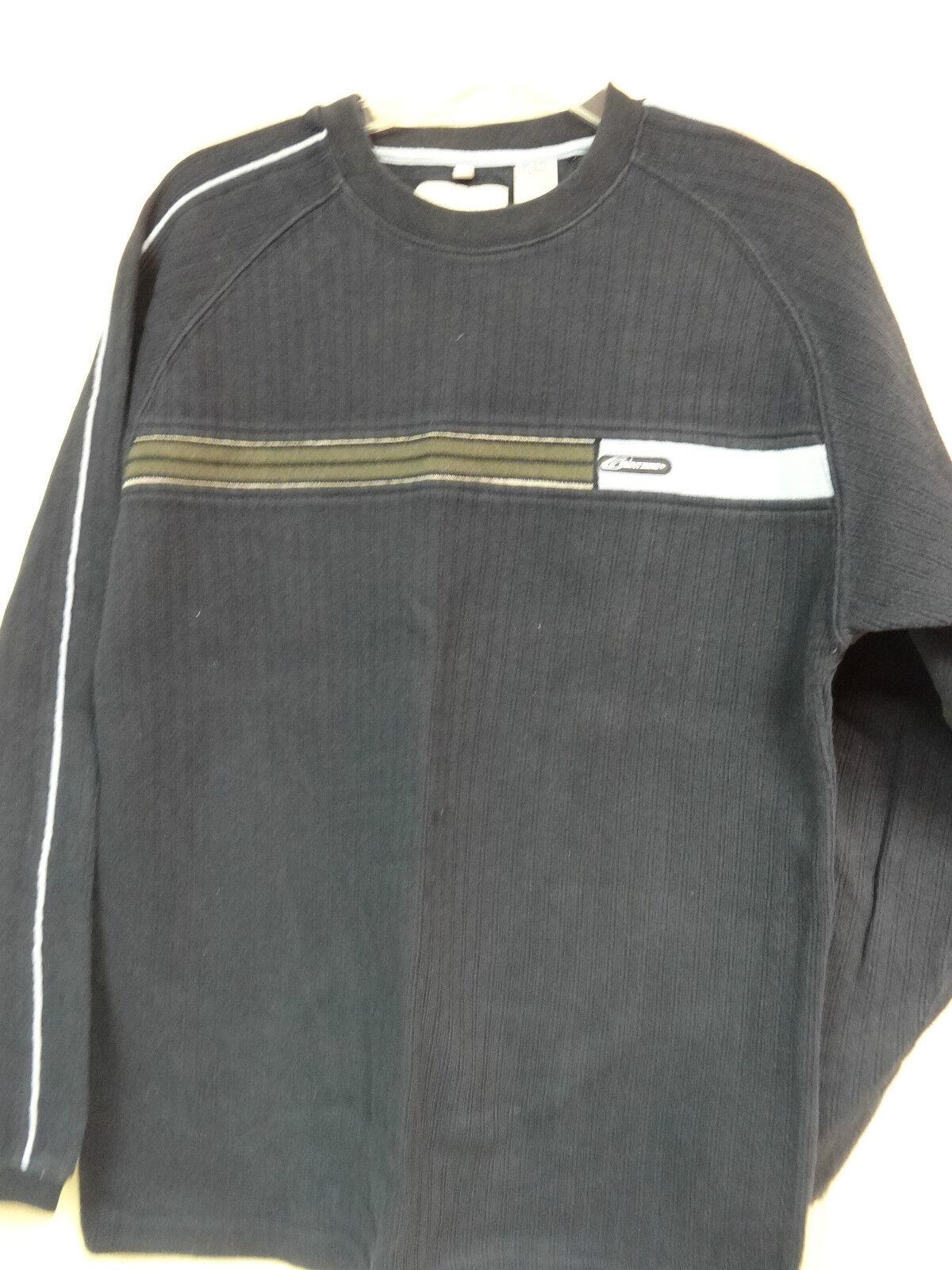 Men's POINT ZERO Long Sleeve Sweater Size Small bluee