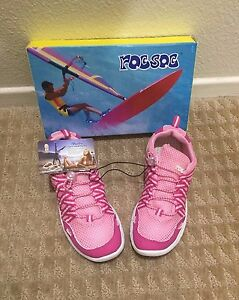 3ab4e509f948 Image is loading Water-Land-Water-Aerobics-Shoes-Rassberry-Color-Speed-