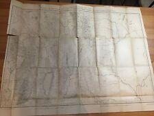 Part Of Western Wyoming Southeastern Idaho And Northeastern Utah 1878 Survey Map
