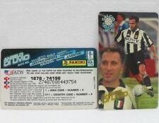 CARTA TELEFONICA CALCIO CALLING 97-98 - ANGELO DI LIVIO - PANINI/ATW n° 23/56