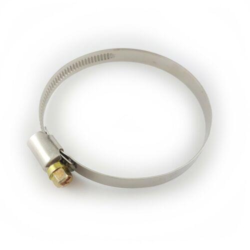 Acier Inoxydable Colliers de serrage W2 attache Tuyau Jubilee Hex vis DIN 3017
