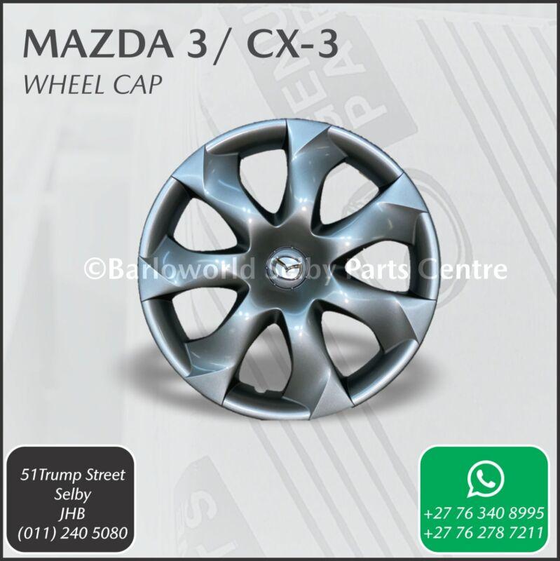 New Genuine Mazda 3/ Mazda CX-3
