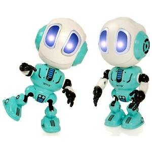 Details about Ditto Voice Changing Repeating Mini Interactive Metal Talking  Toy Robot Figure