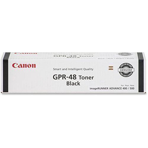 New 2 X Genuine Canon ImageRunner Advance 400 500 Black Toner GPR-48 GPR48