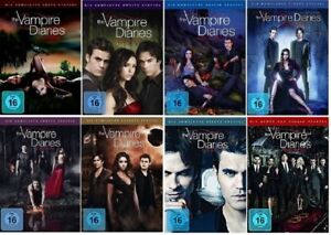 The-Vampire-Diaries-Staffel-1-8-1-2-3-4-5-6-7-8-DVD-Set-NEU-komplette-Serie