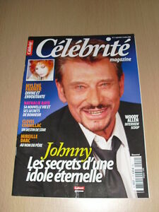 JOHNNY-HALLYDAY-Celebrite-magazine-N-2-septembre-2008