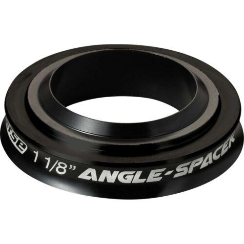 "0.5 Angle Spacer 11//8/"" Tapered Fork Tube DH Freeride Enduro MTB emtb Reverse"