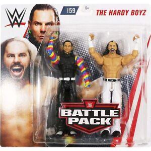 """WWE Jeff Hardy Mattel BASIC 6/"""" Wrestling Action Figures"""