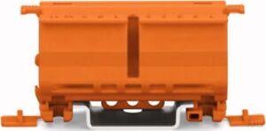 Wago-Befestigungsadapter-per-2-5pol-Arancione-222-500
