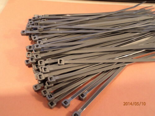 CABLE TIES SILVER  100mm X 2.5mm QTY = 100