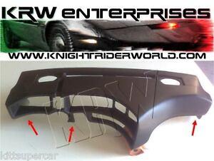 1982 Pontiac Firebird Knight Rider Kitt Karr K2000 2tv 1 2 Season Pilot Dash Ae Ebay