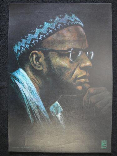 OSPAAAL Original Political Poster Amilcar Cabral Guinea Bissau V Anniversary ART