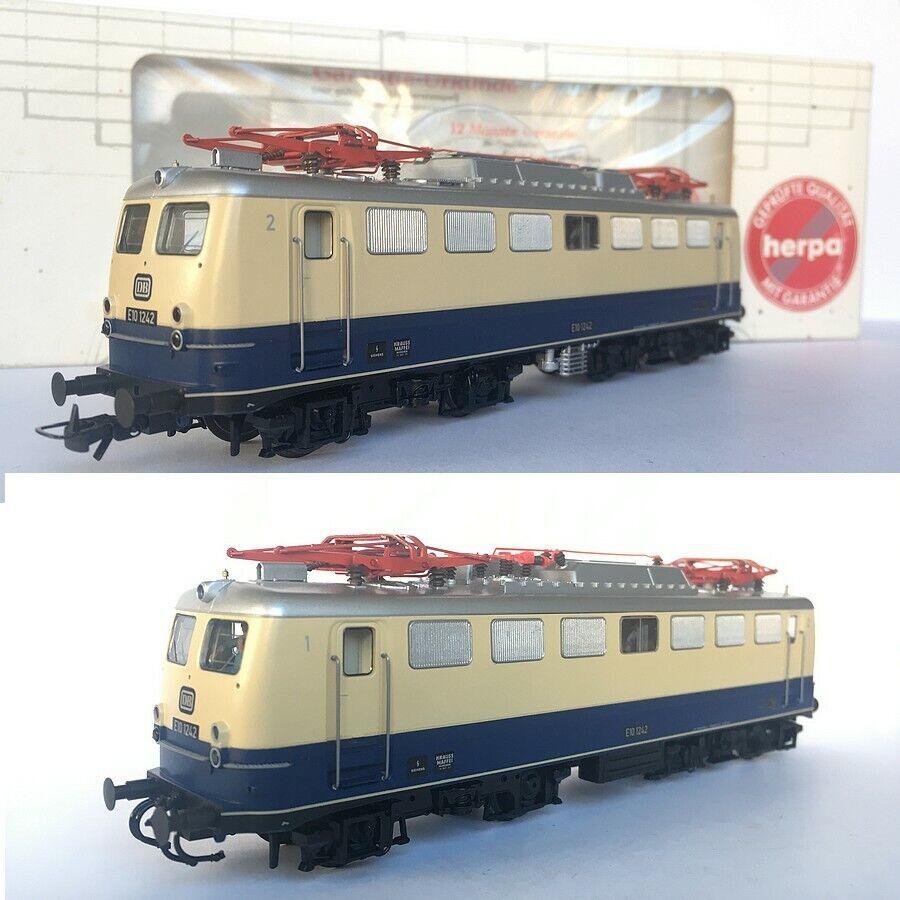 E-Lok DB E10 1242 - Liliput 7140 01