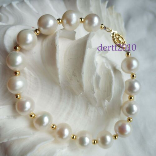 Pearl and Garnet Necklace and Earring Set Bridal Pearl Set Genuine 18 Inch Pearl Jewelry Set