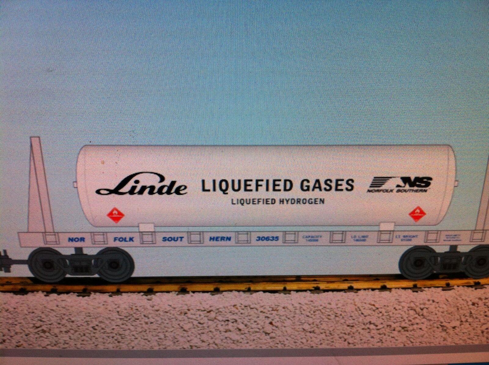 USA Trains G Scale Scale Scale r17650B Norfolk Southern BULKHEAD FC W TANK NEW ITEM f4c88b