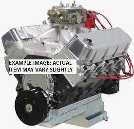 TURN KEY BIG BLOCK BRODIX HEAD MOTOR W/ 4-BOLT BLOCK ALL FORGED (600+ HP 600+TQ)